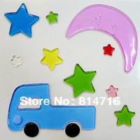 Free shipping mini lovely window sticker
