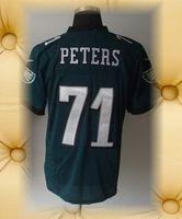 Brand New Philadelphia Football Jerseys 71 Jason Peters Green Elite Jerseys