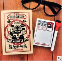 Creative gifts ghostbusters poker game card