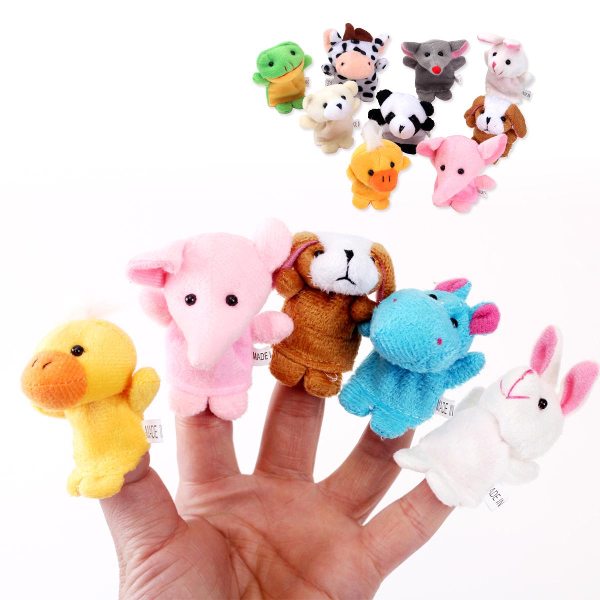 Как сшить куклу на палец своими руками