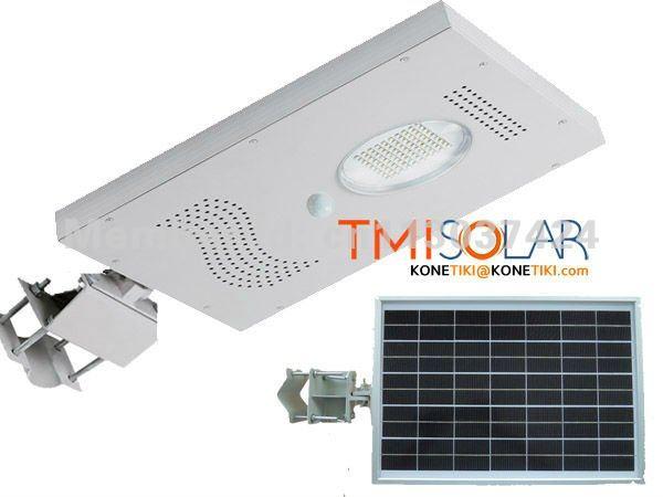 Konetiki integrated solar led street light lamp kleine bestellingen online winkel best - Kleine zonne lamp ...