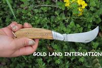 L20cm  Free shipping 10pcs/lot fruit knife grafting knife