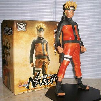 free shipping japan anime Naruto Uzumaki Naruto  23cm PVC Action Figure b1663