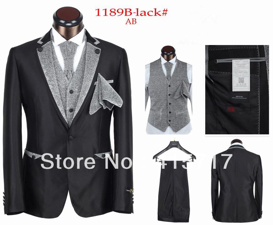 2017 Wholesale Suits For Men Brand New Men'S Wedding Suits,2015 ...