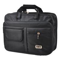 Nylon male briefcase handbag light commercial type business bag laptop bag messenger bag