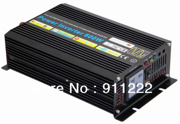 600w 12V to 220/230/240V Pure Sine Wave Power Inverter with CE, ROHS approved with 5V 500MA USB(1200W peak power)