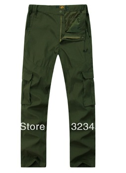 free shipping 2012 new brand men leisure sport outdoor waterproof wear ski pants Trousers