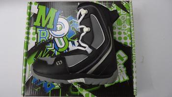 snowboard bootsStock