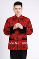 Free shipping New Royle Chinese style Men's Jacket Kung-Fu Coat size M-3XL  LGD M0037