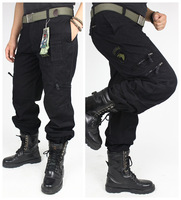 Field outdoor trousers casual pants overalls Men 100% cotton pants tactical trousers male