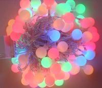 10M Multi-color LED String Light for Christmas Decoration 110v 220v