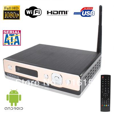 1080p полный hd андроид ос 2.2 телевизор коробка с беспроводной, внешний 3.