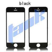 High quality Front Screen Glass Lens Replacement for iPhone 5 - White/Black