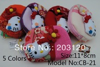 Freeshipping!! 25pcs Hello Kitty Cosmetic Bag/Makeup Pouch/Cosmetic Bag/Makeup Bag/Wallet/Coin Purse/Purse/Coin Bag/NWE!(CB-21)