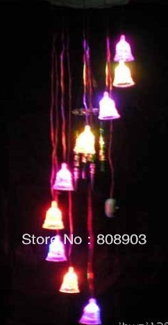led wind bell(China (Mainland))