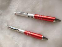 New Elegant Metal Click Ball Pen/Office Pen OEM Design/Promotion&Fashion Pen/DHL or Fedex Free Shipping