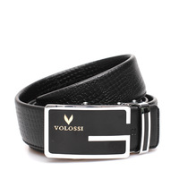 New arrival large male commercial automatic strap belt men's casual automatic buckle strap