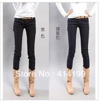 Fashion Woman Jeans low waist