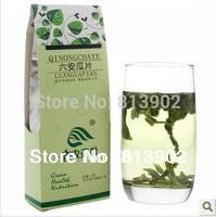 Do promotion!! Free Shipping 2014 Early Spring Green Tea Organic  Guapian Luan tea 30G  Fresh Teas