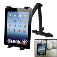 Universal Car Mount Bracket Back Car Seat Holder for New iPad (iPad 3) / iPad 2 / iPad / Galaxy Tab / 7-10 inch Tablet PC,