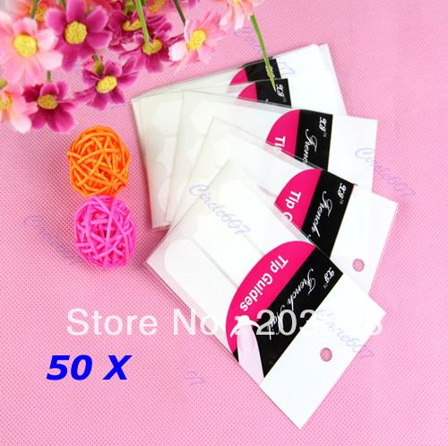 Наклейки для ногтей Brand New D19 + 50 X Fringe 3 DIY QD2459 наклейки для ногтей brand new 50 3d fimo diy n a