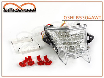 Integrated LED Tail Light Taillight for BMW S1000RR 2010-2012