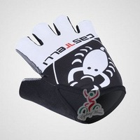 2012 Tour De France Castelli Cycling Gloves, Bicycling Accessaries, Bike Bicycle Half Finger Cycling Gloves Size M/L/XL