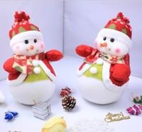 Christmas doll decoration supplies snowman