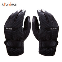 Free shipping 2012 Vivendi Winter male Outdoor cycling Gloves Thermal slip-resistant windproof fashion gloves