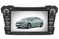 HD car DVD player for 2010-2012 Hyundai i40 radio gps navigation RDS PIP  free map,support steering wheel