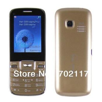 S1 2.4'' TFT screen Dual sim flashlight camera loud speaker russian keyboard cell phone