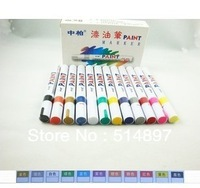 Free shipping Paint oil marker pen Sipa SP-110 used to write cards for Wedding,Thanksgiving, for painting on your car, bike