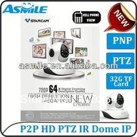 VStarcam T7838WIP Wif Wireless PTZ plug and play wifi ip camera from asmile