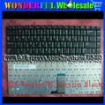 Новая Клавиатура для Samsung P428 Черной клавиатуре ноутбука,Российской/RU обстановка