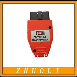 2013 HOT Sale Toyota 4C & 4D Chip OBD2 Keymaker Toyota Smart Key(China (Mainland))