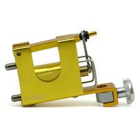 Professional Dragonfly tattoo equipment supply golden motor rotary tattoo machine free shipping
