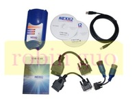 Wholesale 2012 New NEXIQ 125032 USB Link + Software Diesel Truck Interface and Software with All Installers