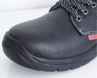 BD-268 Protection Safety Shoes Boots Steel Header Cap Toe Shoes/Working Shoes  Anti-static Wear-resistant Free Shipping