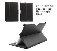 A1 Heat Setting Leather Case Cover for ASUS TRANSFORMER PAD TF300 TF300T 10.1""