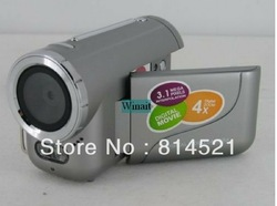 Christmas Gift 3.1M DV DIGITAL VIDEO CAMCORDER CAMERA DV 136 &Free Shipping(China (Mainland))