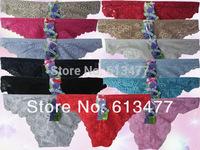 Women lace G-Strings shorts Briefs sexy underwear ladies panties lingerie bikini underwear pants thong intimate wear 86162-1