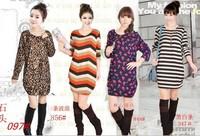 FREE SHIPPING Plus size basic shirt plus size one-piece dress plus size plus size basic shirt female plus size Blazers