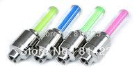 Discount -  2pcs Car Bicycle Motobike Type Wheels Valve Lamp Wheel Light , free shipping