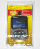code reader launch Creader VI plus Creader 6+ Creader 6 plus support JOBD free shipping