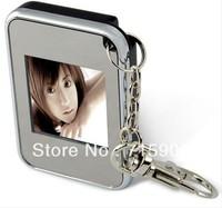 "wholesale 50pcs 1.5"" USB LCD Photo Picture Digital Frame Album 16MB  + Clock + Calendar"