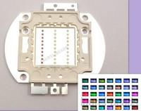 30W RGB LED FULL Color Lamp Bright Light High Power Chip Led