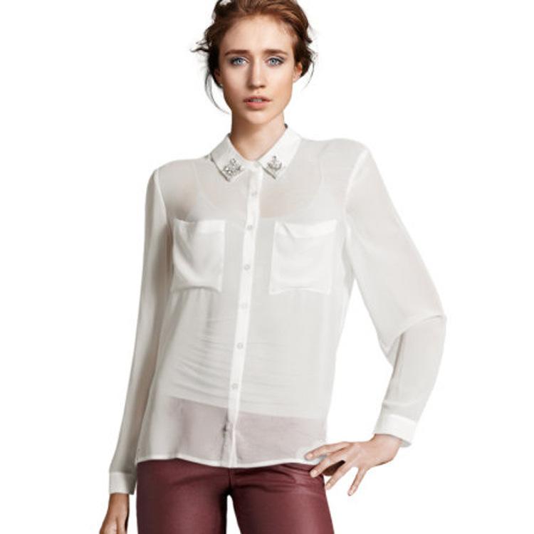 Магазин Где Можно Купить Модные Блузки