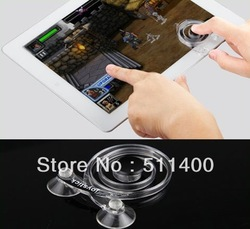 New Fling Game Controller Analog Joypad Joystick for iPad 2 ipad 3 10Pcs/lot. Free Shipping.(China (Mainland))