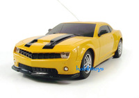 Free Shipping RC Car 1:22 Scale Top Quality Chevrolet Camaro Bumblebee Collection Model RC car toy