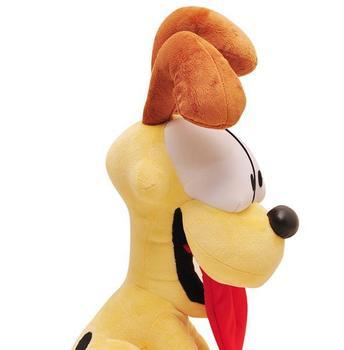 KAWAII gift US handmade cartoon figure stuffed soft cat garfield DOG ODIE plush toy doll for girl friend birthday christmas